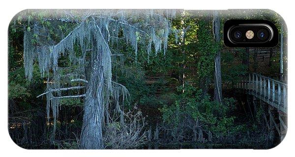 Caddo Lake #1 IPhone Case