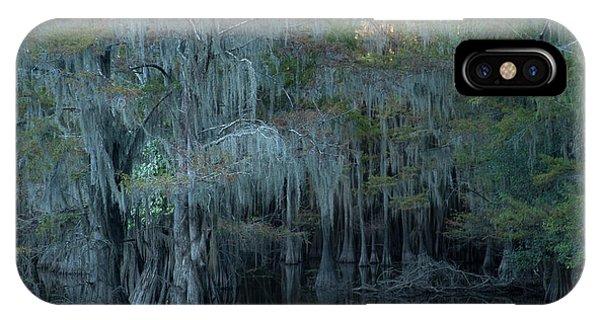 Caddo Lake #2 IPhone Case