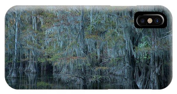 Caddo Lake #3 IPhone Case