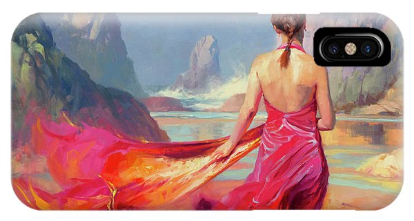 Freed iPhone Case - Cadence by Steve Henderson