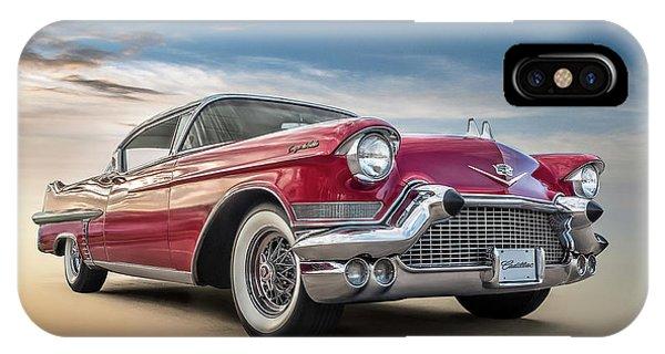 Chrome iPhone Case - Cadillac Jack by Douglas Pittman