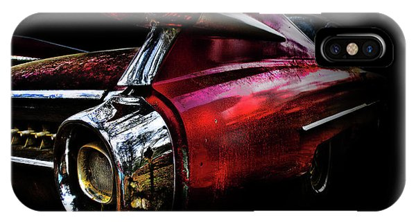 Cadillac Lines IPhone Case