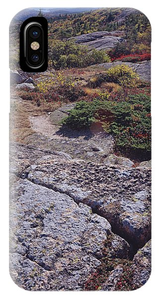 Cadillac Mountain IPhone Case