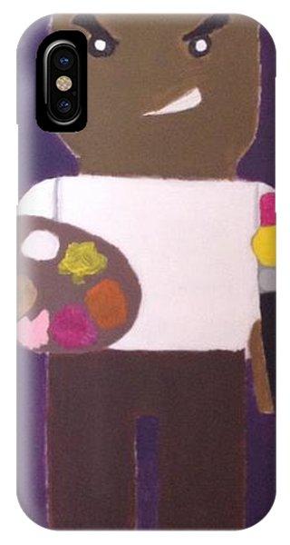 Cadmium Artisto IPhone Case