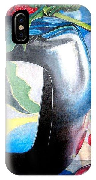 Cadre Phone Case by Muriel Dolemieux