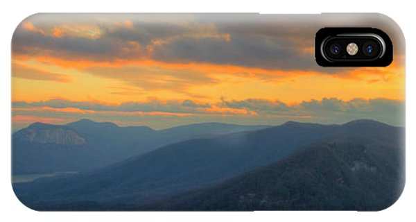 IPhone Case featuring the photograph Caesars Head Light by David Waldrop