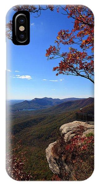 Caesars Head State Park In Upstate South Carolina IPhone Case