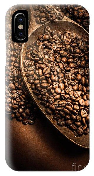 Cafe Aroma Art IPhone Case