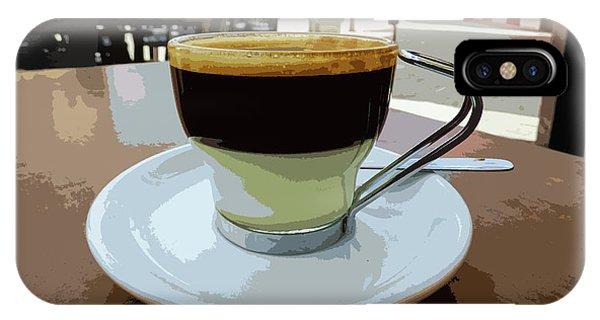 Cafe Bombon IPhone Case