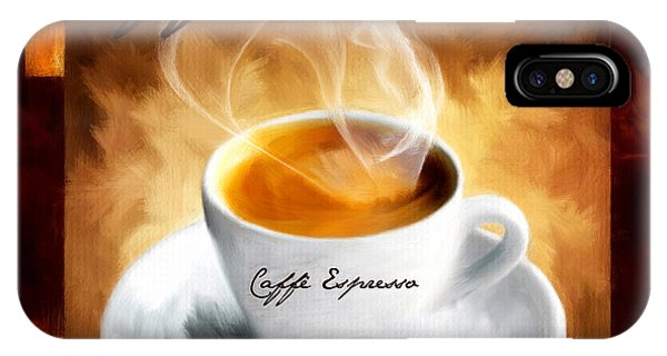 Caffe Espresso IPhone Case
