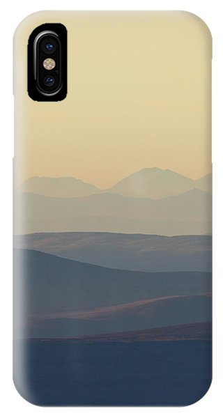 Cairngorms Sunset IPhone Case