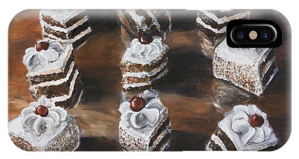 Cake Phone Case by Nik Helbig