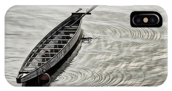 Calgary Dragon Boat IPhone Case