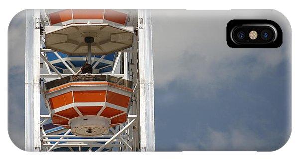 Calgary Stampede Ferris Wheel IPhone Case