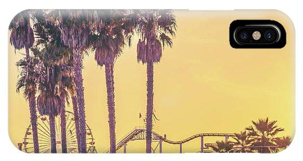 Venice Beach iPhone Case - Cali Vibes by Az Jackson