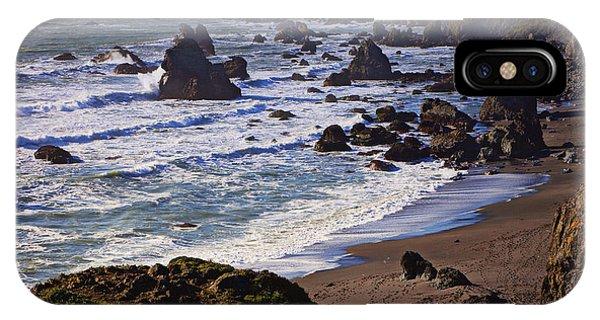 California Coast Sonoma IPhone Case