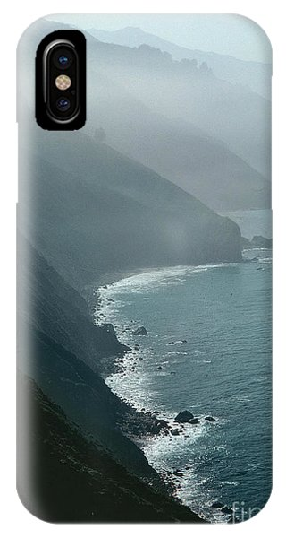 California iPhone Case - California Coastline by Unknown