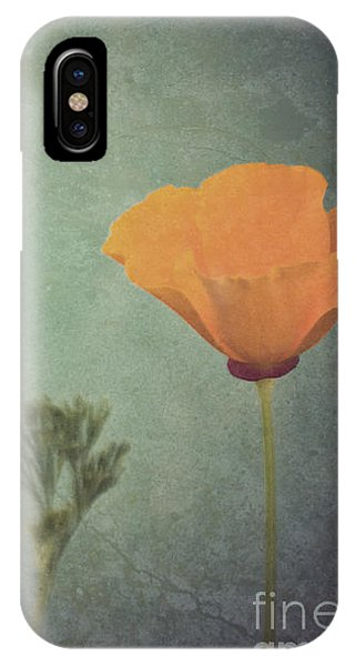 California Poppy IPhone Case