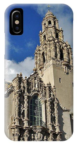 California Tower 2010 IPhone Case