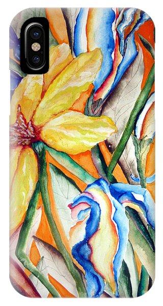 California Wildflowers Series I IPhone Case