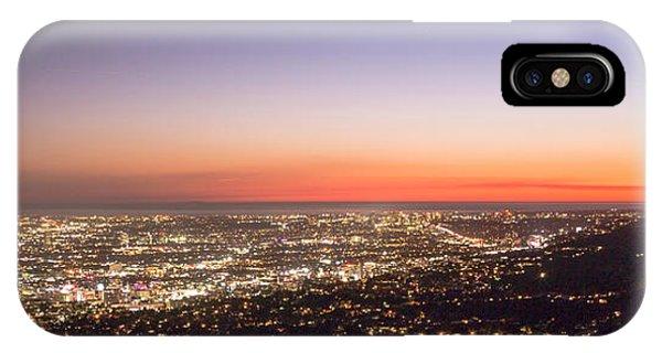 Californian Sunset IPhone Case