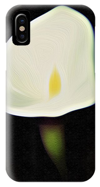 Calla IPhone Case