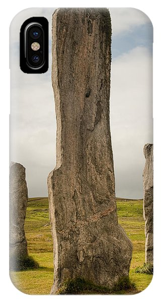 Callanish Standing Stones IPhone Case
