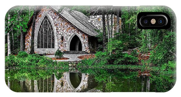 Callaway Gardens Ida Cason Chapel IPhone Case