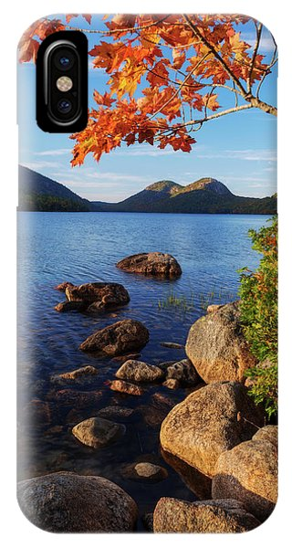 Deciduous iPhone Case - Calm Before The Storm by Chad Dutson