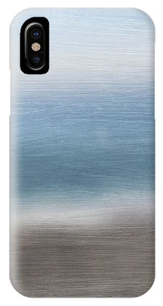 Coast iPhone Case - Calm Coast 2-  Art By Linda Woods by Linda Woods