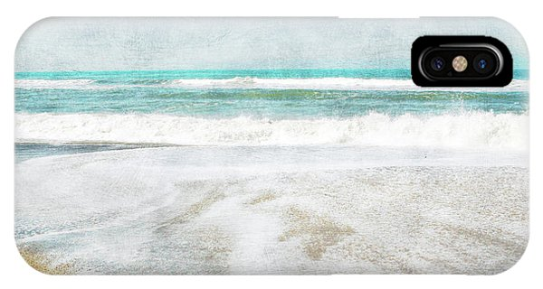 For iPhone Case - Calm Coast- Art By Linda Woods by Linda Woods