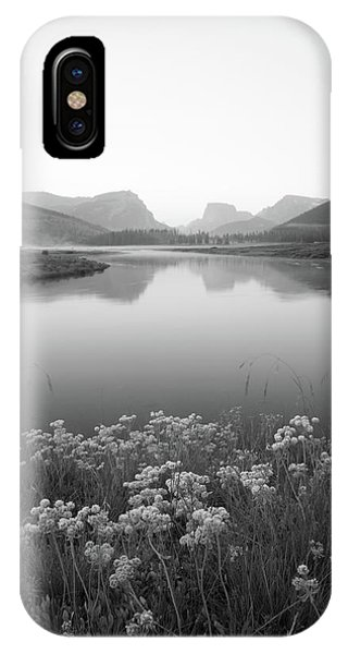 IPhone Case featuring the photograph Calm Morning  by Dustin LeFevre