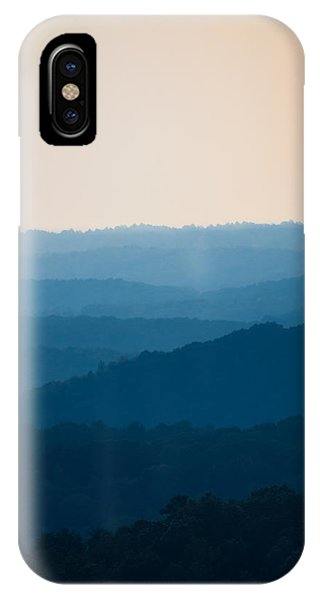 Calm Over The Hoyle IPhone Case