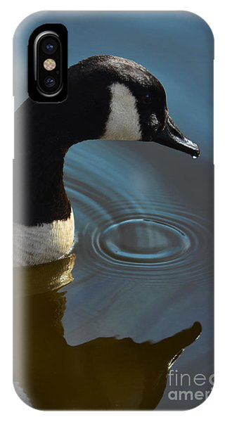 Calm Reflection IPhone Case