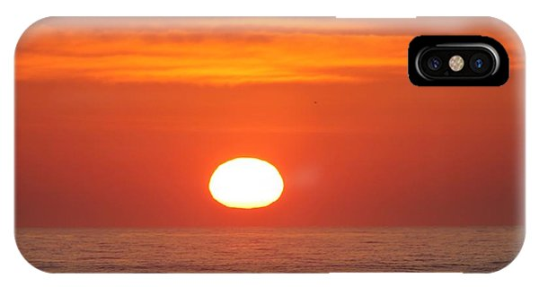 Calm Seas Sunrise IPhone Case
