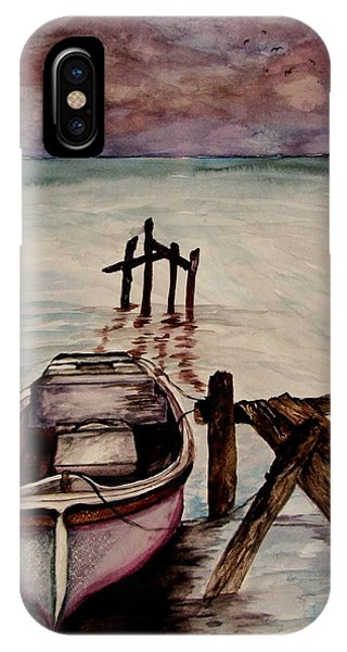 Calm Waters IPhone Case