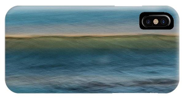 Calming Blue IPhone Case
