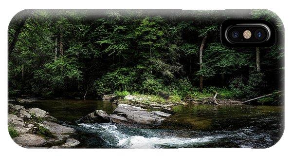 Calming Rapids IPhone Case