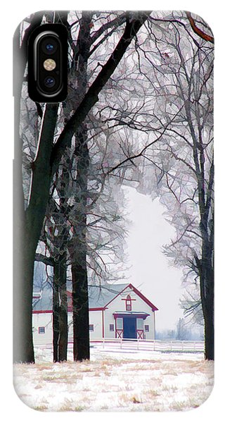 Calumet Winter IPhone Case