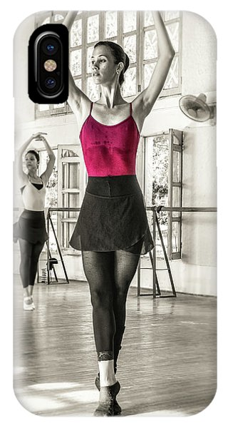 Camaguey Ballet 1 IPhone Case