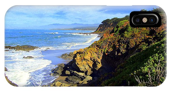 Cambria By The Sea IPhone Case