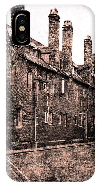 Cambridge, England IPhone Case