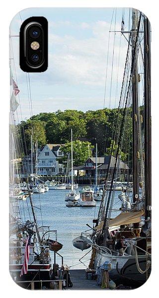 Camden Maine 4 IPhone Case