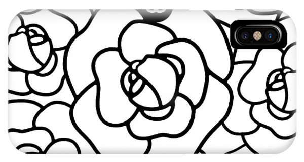 Fashion iPhone Case - Camellia Cc by Tres Chic