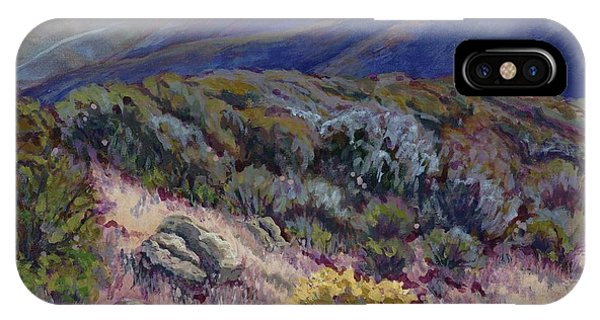Camino Cielo View IPhone Case