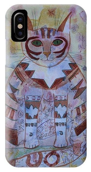 Camo Cat IPhone Case
