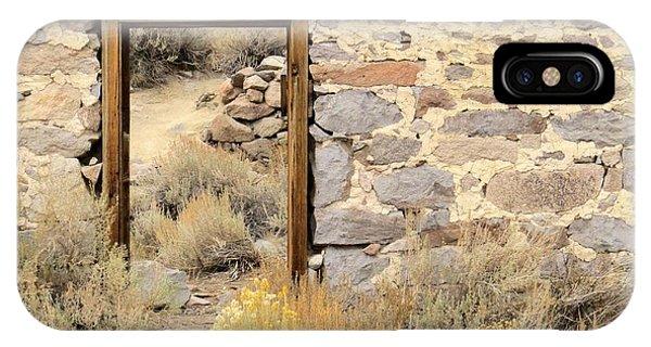 Doorway To Nowhere IPhone Case