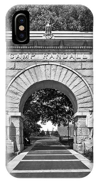 Camp Randall Memorial Arch 2 - Madison IPhone Case