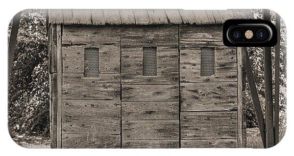 Camp Randall Stockade - Madison Wisconsin IPhone Case