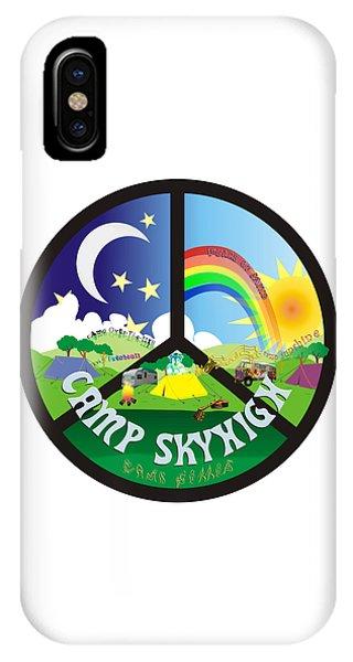 Camp Skyhigh IPhone Case